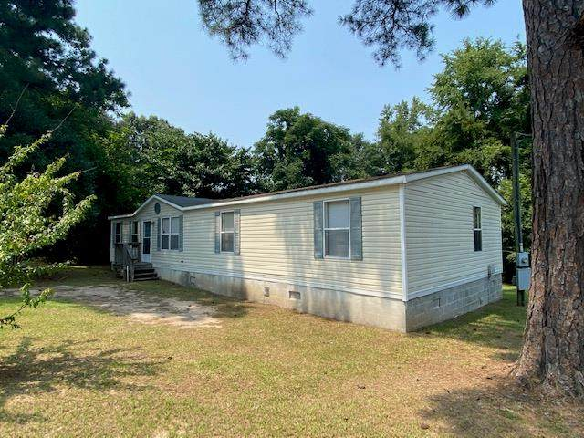 147 Old  Stage Road, Milledgeville, GA 31061 (MLS #45219) :: Lane Realty
