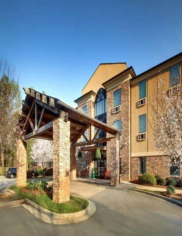 930 Lake Oconee Parkway Unit 202, Eatonton, GA 31024 (MLS #45305) :: Lane Realty