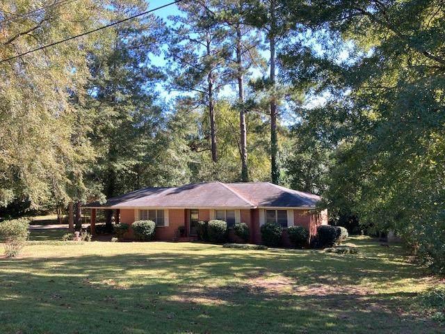 220 Lakeshore Dr, Milledgeville, GA 31061 (MLS #45573) :: Lane Realty