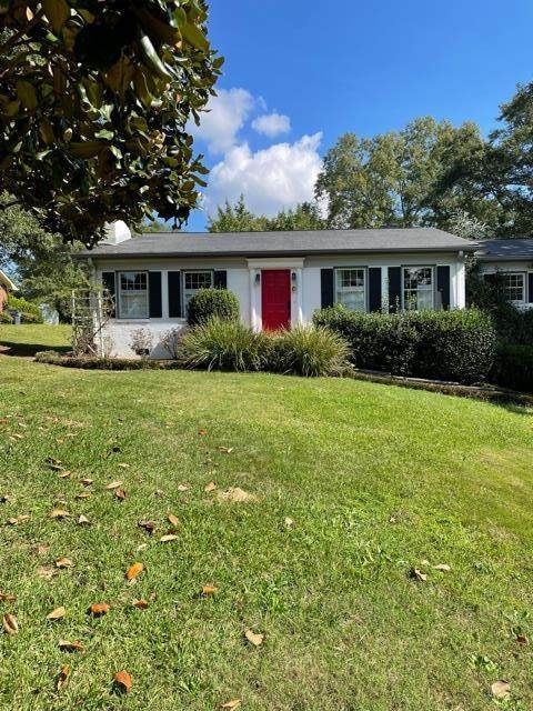 1465 Forest Hill Dr., Milledgeville, GA 31061 (MLS #45581) :: Lane Realty