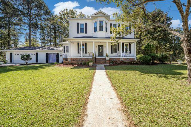 556 Old Monticello Rd, Nw, Milledgeville, GA 31061 (MLS #45583) :: Lane Realty