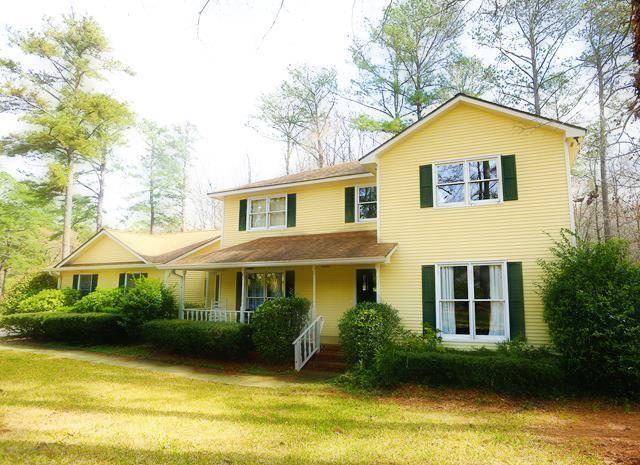 3783 Sussex Drive, Milledgeville, GA 31061 (MLS #37447) :: Lane Realty