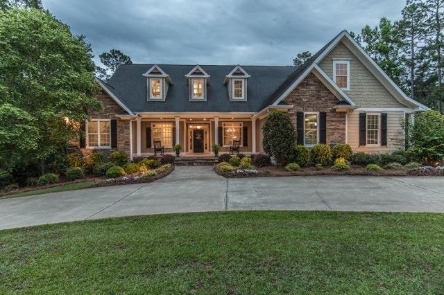 130 Arbor Way, Milledgeville, GA 31061 (MLS #39255) :: Lane Realty
