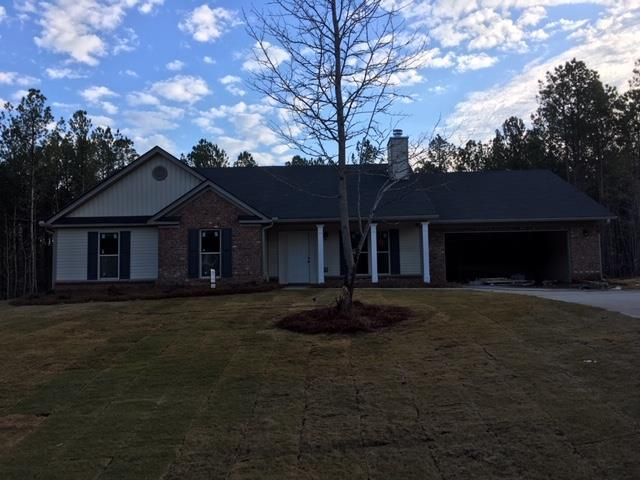 1753 Sara Hunter Ln, Milledgeville, GA 31061 (MLS #39469) :: Lane Realty