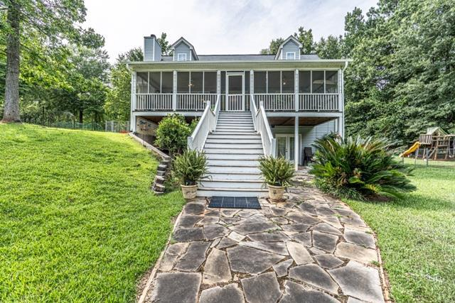 103 Cold Branch, Eatonton, GA 31024 (MLS #40293) :: Lane Realty