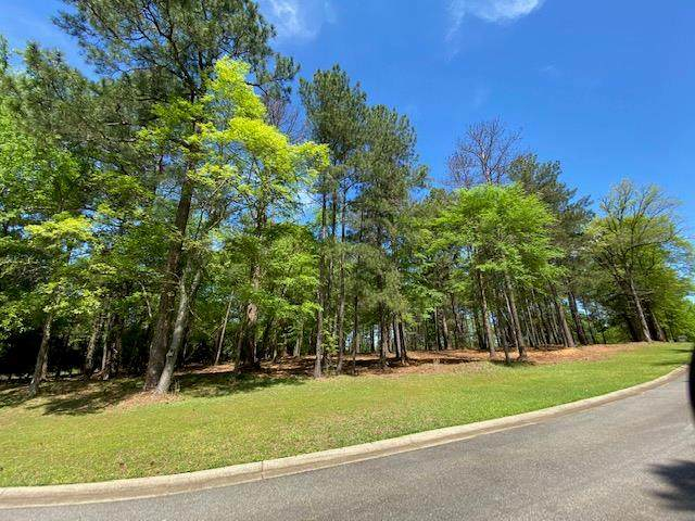 101 Rose Creek Dr., Milledgeville, GA 31061 (MLS #40661) :: Lane Realty