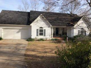 112 Myrick Rd, Milledgeville, GA 31061 (MLS #41255) :: Lane Realty