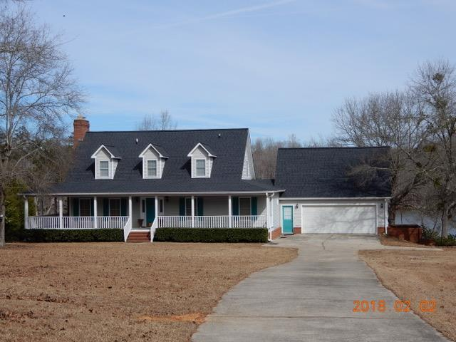 163 Ellis Mill Rd., Milledgeville, GA 31061 (MLS #34771) :: Lane Realty