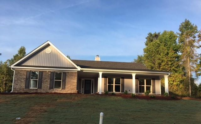 190 High Point Trail, Milledgeville, GA 31061 (MLS #38334) :: Lane Realty