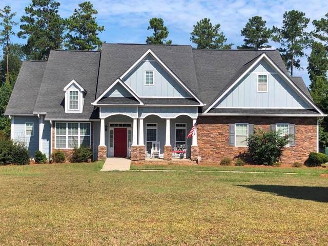 292 High Bluff Court, Milledgeville, GA 31061 (MLS #40639) :: Lane Realty