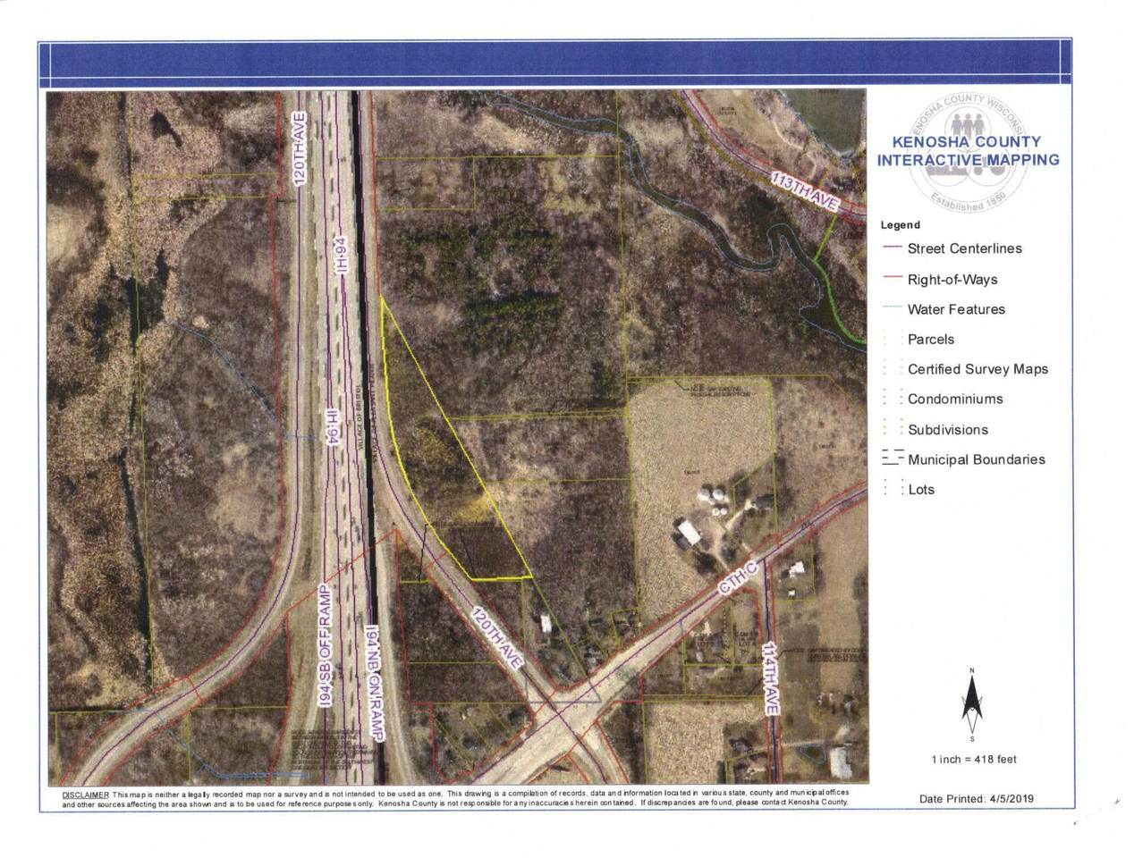 5.89 acres 120th Ave - Photo 1