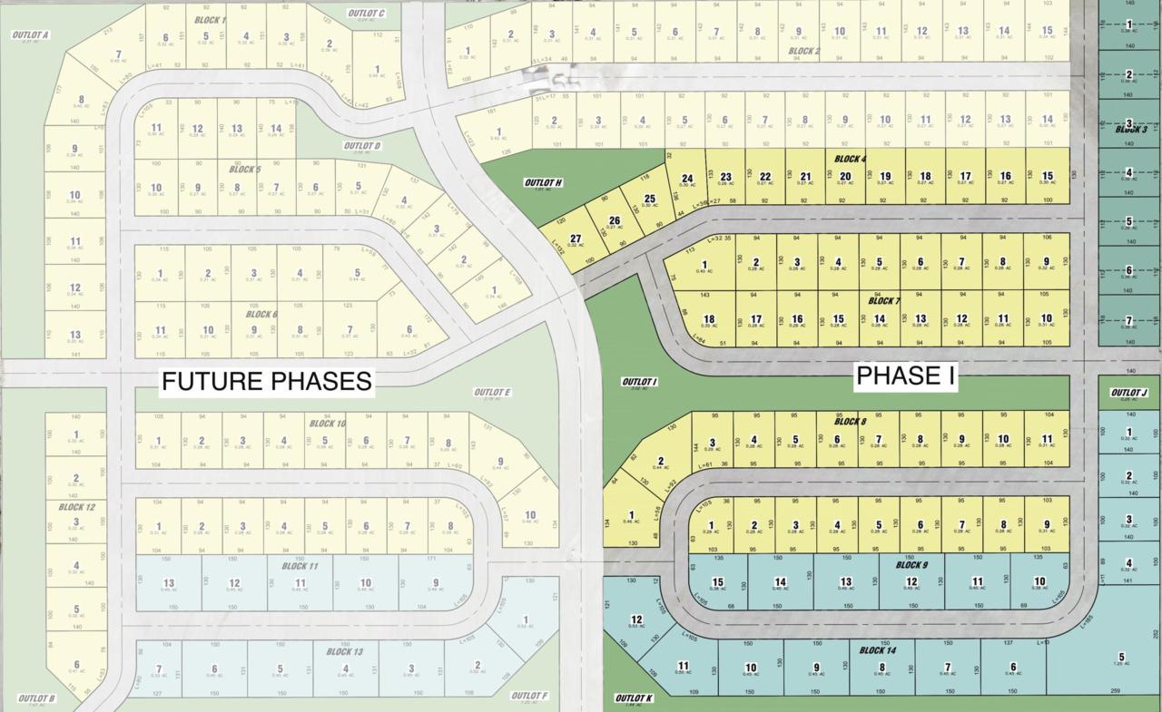 Block 7 Kings Bluff Estates - Photo 1