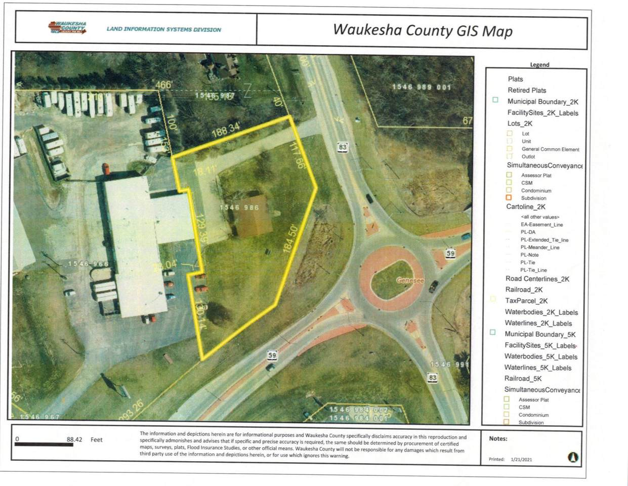 W307S4759 Highway 83 - Photo 1