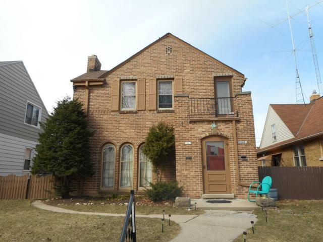 3163 S 24th St 3163A, Milwaukee, WI 53215 (#1519443) :: Vesta Real Estate Advisors LLC