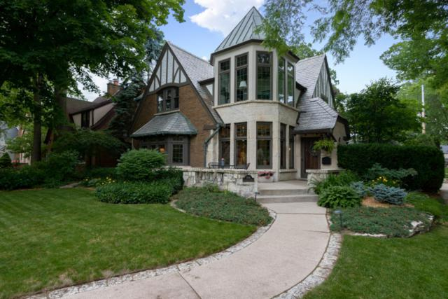 1056 E Lexington Blvd, Whitefish Bay, WI 53217 (#1536643) :: Tom Didier Real Estate Team