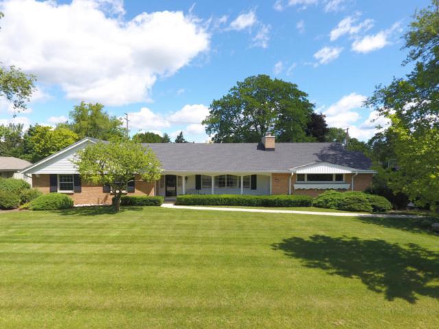 210 W Blackhawk Rd, Fox Point, WI 53217 (#1537222) :: Vesta Real Estate Advisors LLC
