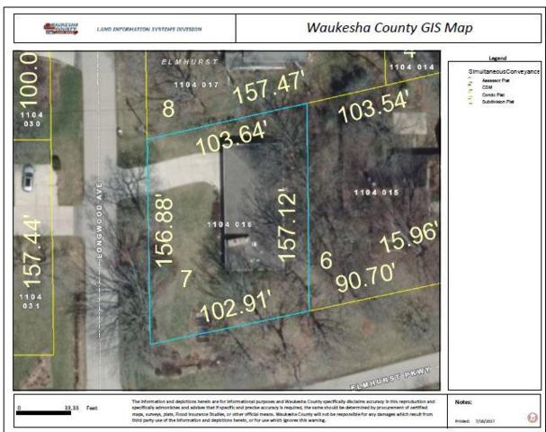 1600 Longwood Ave, Elm Grove, WI 53122 (#1541115) :: Vesta Real Estate Advisors LLC