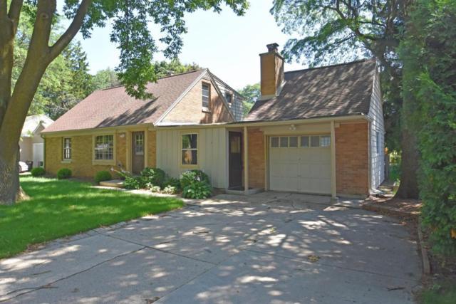 7614 N Seneca, Fox Point, WI 53217 (#1541412) :: Vesta Real Estate Advisors LLC