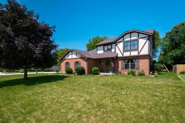 130 Friendship Ln, Saukville, WI 53080 (#1546004) :: Tom Didier Real Estate Team