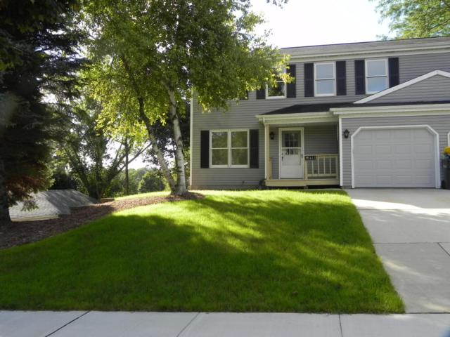 611 Maple St #2, Grafton, WI 53024 (#1549218) :: Tom Didier Real Estate Team