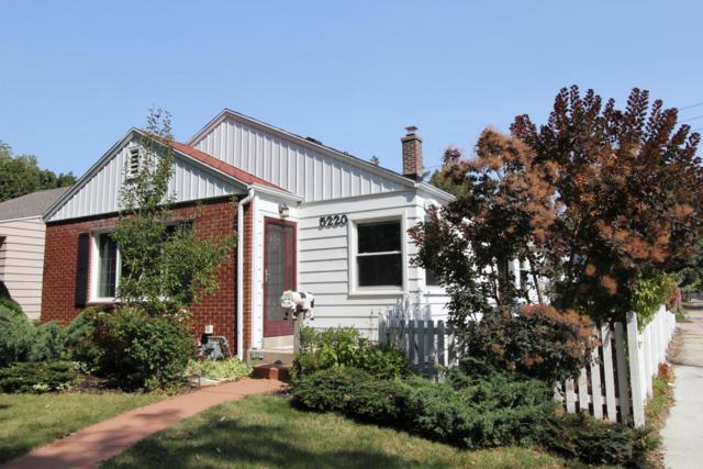 5220 N Lydell Ave, Whitefish Bay, WI 53217 (#1550765) :: Vesta Real Estate Advisors LLC