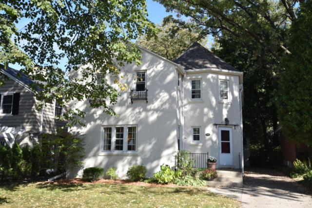 4346 N Ardmore 4346A, Shorewood, WI 53211 (#1551309) :: Vesta Real Estate Advisors LLC