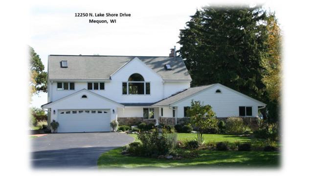 12250 N Lake Shore Dr, Mequon, WI 53092 (#1551654) :: Vesta Real Estate Advisors LLC