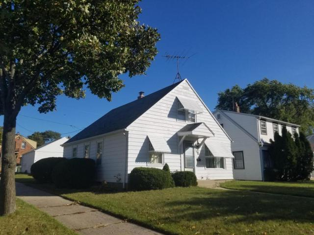3802 S 15th, Milwaukee, WI 53221 (#1555958) :: Tom Didier Real Estate Team