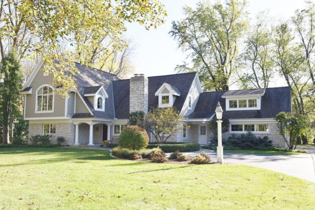 1007 E Thorne Ln, Fox Point, WI 53217 (#1556764) :: Vesta Real Estate Advisors LLC