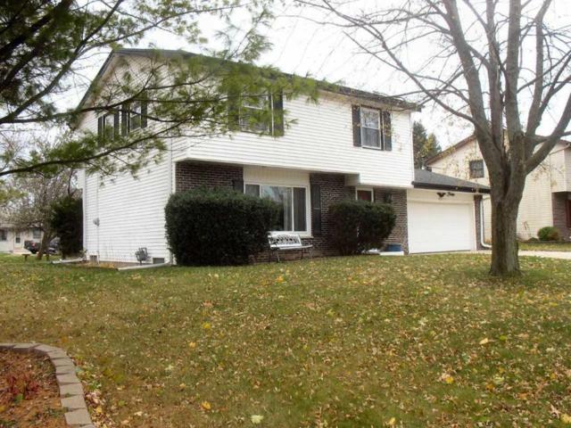 200 S Colonial Pkwy, Saukville, WI 53080 (#1558475) :: Tom Didier Real Estate Team