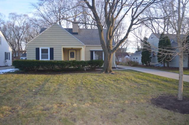 7510 N Crossway Rd, Fox Point, WI 53217 (#1561790) :: Tom Didier Real Estate Team