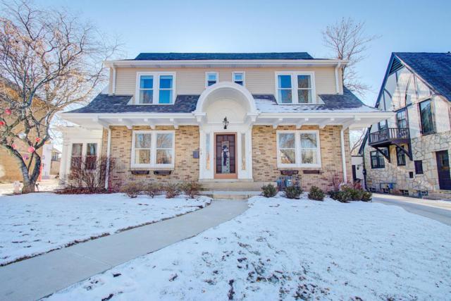 2609 E Newton Ave, Shorewood, WI 53211 (#1563494) :: Tom Didier Real Estate Team