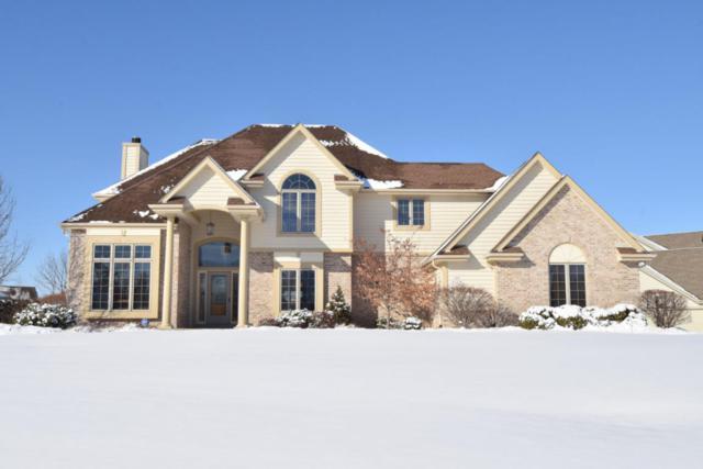 N64W13230 Crestwood Dr, Menomonee Falls, WI 53051 (#1563600) :: Vesta Real Estate Advisors LLC