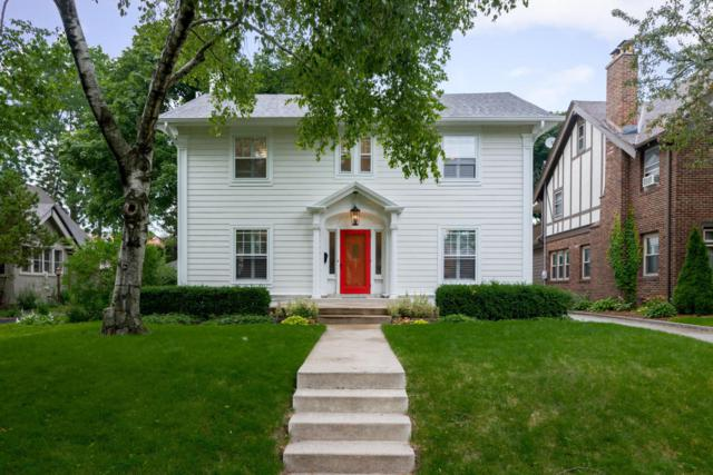 2424 E Beverly Rd, Shorewood, WI 53211 (#1563946) :: Tom Didier Real Estate Team