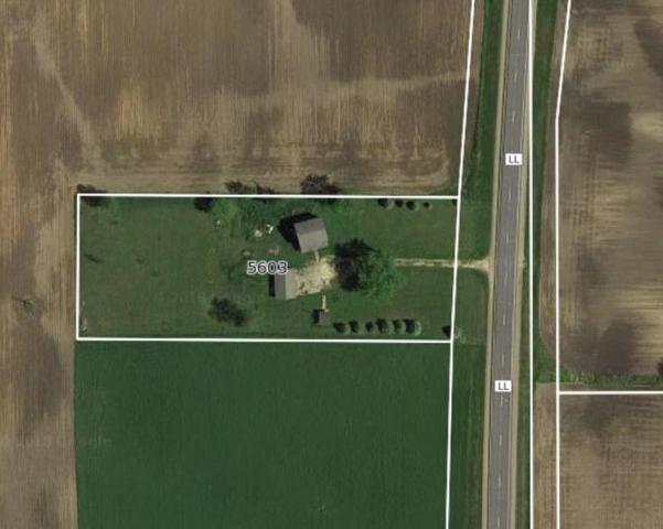 5603 County Road Ll, Belgium, WI 53004 (#1569554) :: Tom Didier Real Estate Team