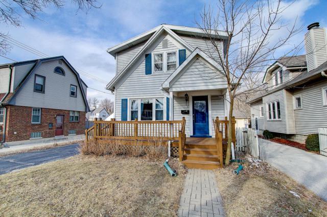 4823 N Idlewild Ave, Whitefish Bay, WI 53217 (#1569762) :: Tom Didier Real Estate Team