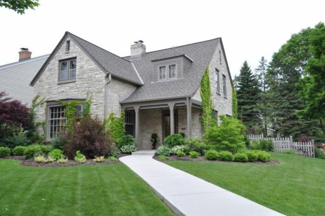 4973 N Newhall St, Whitefish Bay, WI 53217 (#1570599) :: Tom Didier Real Estate Team
