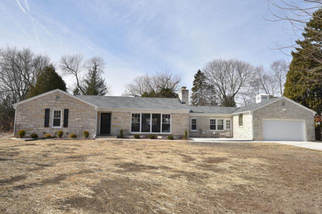 7863 N Links Cir, Fox Point, WI 53217 (#1571500) :: Vesta Real Estate Advisors LLC