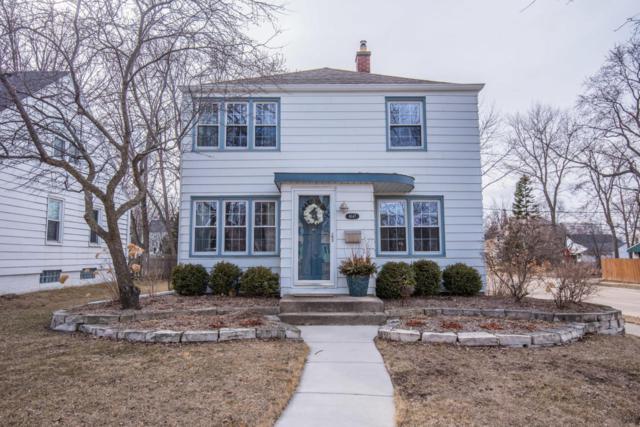 4647 N Elkhart Ave, Whitefish Bay, WI 53211 (#1571662) :: Tom Didier Real Estate Team