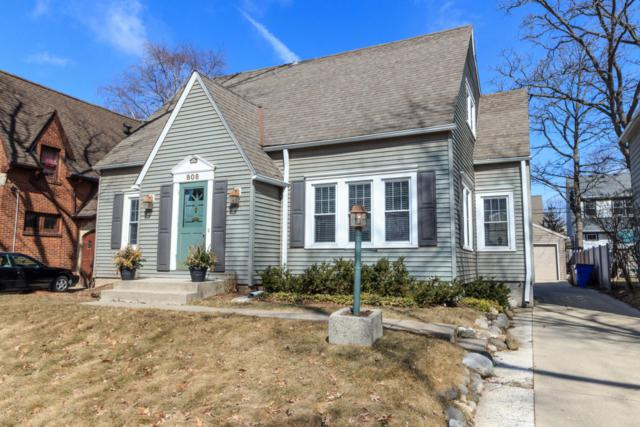 808 E Lake Forest Ave, Whitefish Bay, WI 53217 (#1571678) :: Tom Didier Real Estate Team