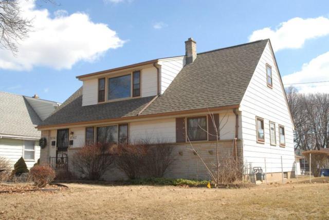 8761 W Herbert St 8763, Milwaukee, WI 53225 (#1571784) :: Vesta Real Estate Advisors LLC