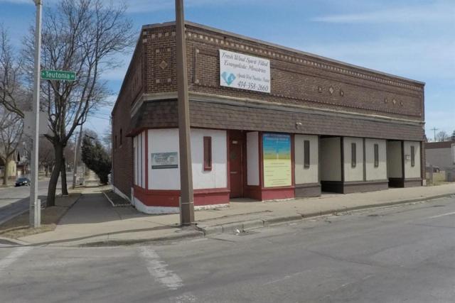3746 N Teutonia Ave #-52, Milwaukee, WI 53206 (#1572180) :: Vesta Real Estate Advisors LLC