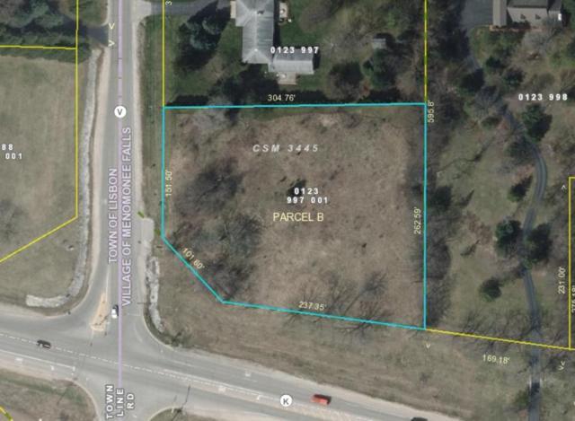 Parcel B Townline Rd Cert Surv 3445, Menomonee Falls, WI 53051 (#1572609) :: Vesta Real Estate Advisors LLC