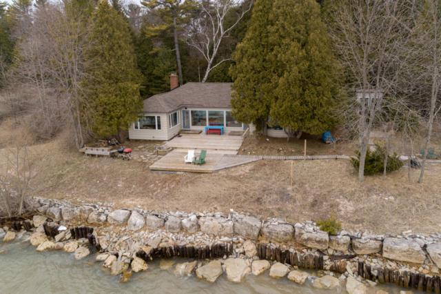N2065 S Pine Beach Rd, Holland, WI 53070 (#1579813) :: Tom Didier Real Estate Team
