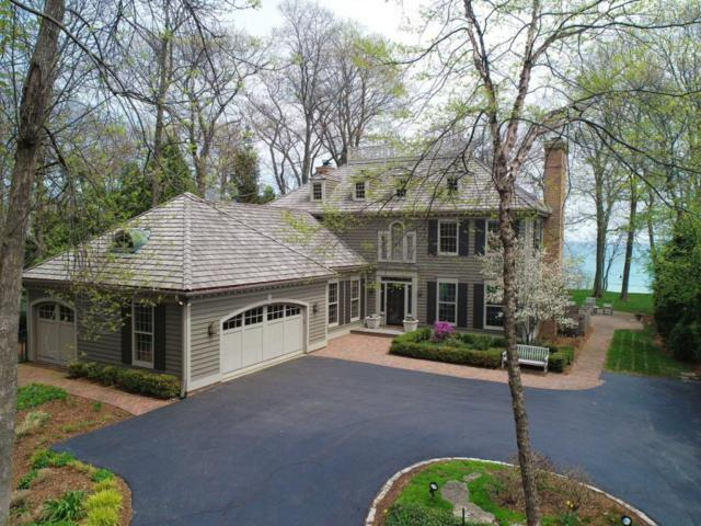 6750 N Lake Dr, Fox Point, WI 53217 (#1580310) :: Tom Didier Real Estate Team