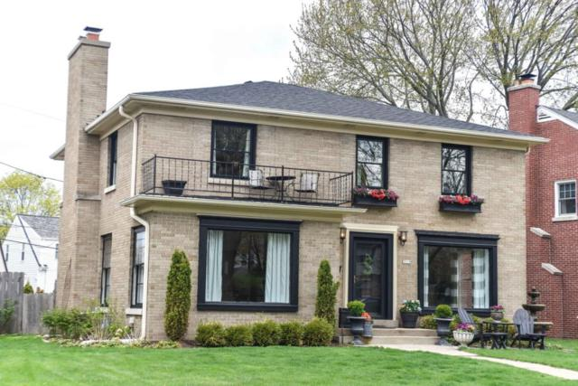 5519 N Hollywood Ave, Whitefish Bay, WI 53217 (#1580894) :: Tom Didier Real Estate Team