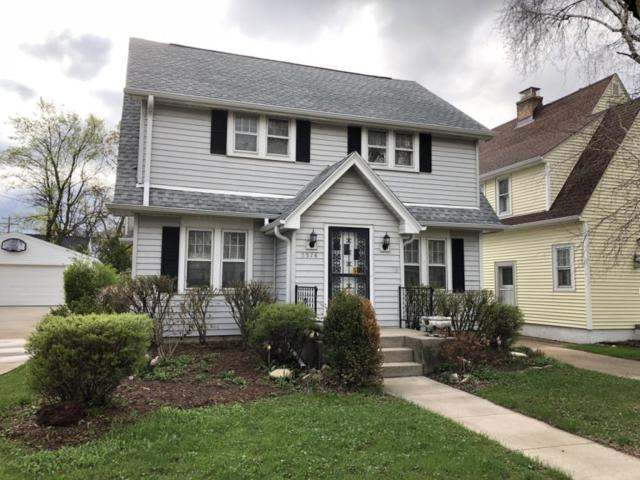 5574 N Lydell Ave, Whitefish Bay, WI 53217 (#1581647) :: Tom Didier Real Estate Team