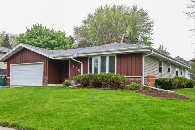 1730 1st Ave, Grafton, WI 53024 (#1582015) :: Tom Didier Real Estate Team