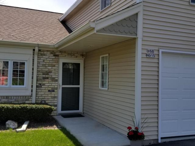 W68N915 Washington Ave, Cedarburg, WI 53012 (#1582936) :: Tom Didier Real Estate Team
