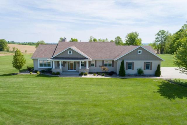 N4644 Saint John Rd, Rubicon, WI 53078 (#1586802) :: Vesta Real Estate Advisors LLC